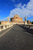 St. Angel Castle, Rome Stock Photography