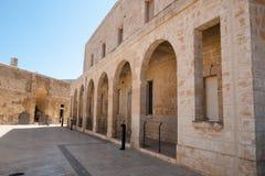 St Angelo do forte, Malta Imagem de Stock