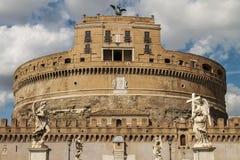 St Angelo, Vaticano del museo nazionale Fotografie Stock