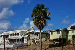 The St Ann Garrison historic area in Barbados Royalty Free Stock Images
