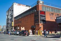 St. Ann's Warehouse Dumbo Brooklyn Stock Photos