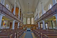St Ann's Church Royalty Free Stock Images