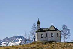 St Anna dichtbij Achenkirch stock afbeelding