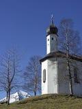 St Anna dichtbij Achenkirch royalty-vrije stock foto's