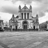 St. Anna's Cathedral church in Belfast Royalty Free Stock Photo