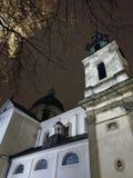 St Anna u. x27; s-Kirche in Krakau stockbild