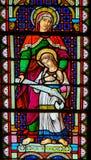 St Anna und Jungfrau Maria lizenzfreie stockfotografie