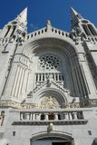 St-Anne-Beaupre Basilica, Quebec, Canada Royalty Free Stock Images