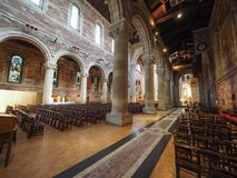 St Anne Cathedral in Belfast royalty-vrije stock afbeelding