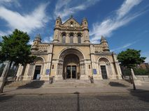 St Anne Cathedral in Belfast royalty-vrije stock foto's