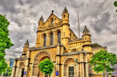 St Anne Cathedral in Belfast Stock Images