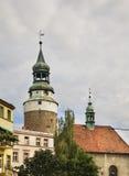 St. Anne Chapel in Jelenia Gora. Poland Royalty Free Stock Photography