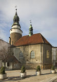 St. Anne Chapel in Jelenia Gora. Poland Royalty Free Stock Images