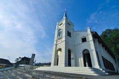 St Anne Church di Penang fotografia stock libera da diritti