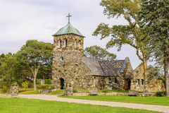St Anne church in Kennebunkport Stock Photo