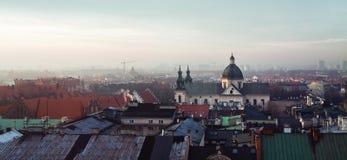 St. Anne church in Krakow Stock Photo
