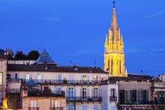St. Anne Church in Montpellier Stock Photos