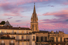 St. Anne Church in Montpellier Royalty Free Stock Photos