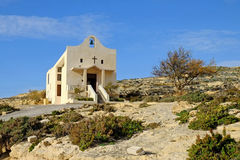 St Anne's Chapel Gozo. Stock Image