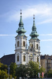 St. Anne's Church, Budapest. 3 Stock Photo