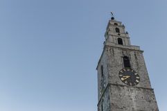 St Anne`s Church in Cork City Royalty Free Stock Photo