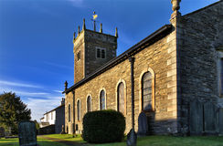 St Anne's Church, Ings, Cumbria. Royalty Free Stock Image