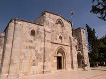 St Anne's Church, Jerusalem Stock Photography