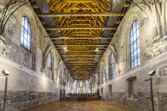 St. Anne's Church in Prague, interior Stock Photos