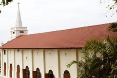 St Anne s kyrka royaltyfria foton