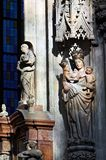 St. Anne statue Royalty Free Stock Photos