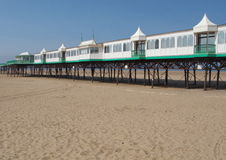 St Annes Pier Stock Photos