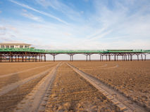 St annes pier Royalty Free Stock Photos