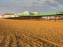 St annes pier Royalty Free Stock Image