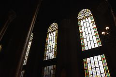 "ST Anthony της εκκλησίας της Πάδοβας, εναλλακτικά γνωστός ως Di Πάδοβα Sant ""Antonio στη Ιστανμπούλ, Τουρκία στοκ φωτογραφία με δικαίωμα ελεύθερης χρήσης"