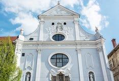 ST Anthony της εκκλησίας της Πάδοβας, Kosice, Σλοβακία Στοκ Φωτογραφία