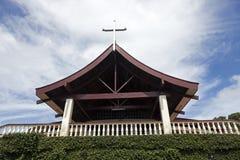 ST Anthony της εκκλησίας της Πάδοβας, Nuku'Alofa Στοκ φωτογραφίες με δικαίωμα ελεύθερης χρήσης