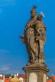 ST Anthony της Πάδοβας, Πράγα, Δημοκρατία της Τσεχίας Στοκ Εικόνες