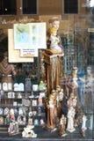 St Anthony Basilica - souvenirs de dévotion - Padoue, Italie Image libre de droits