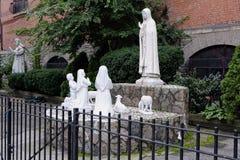 St Anthony d'église catholique de Padoue, New York City -2 photo stock