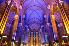 St Anthony d'église de Padoue images stock