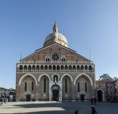 St Anthony de basilique de Padoue Photographie stock