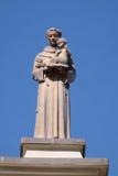 St Anthony de Padua que detiene al niño Jesús Imagen de archivo libre de regalías