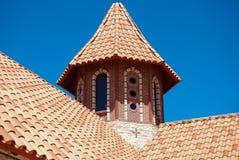 St Anthony den stora ortodoxa kloster Arizona Arkivfoton
