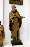 St Anthony el grande Imágenes de archivo libres de regalías
