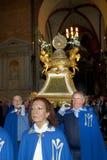 St.Anthony of Padua Stock Photo