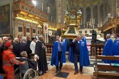 St.Anthony of Padua Royalty Free Stock Photography