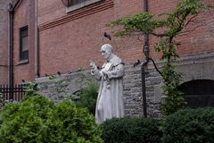 St Anthony of Padua Catholic Church, New York City -5 royalty free stock image