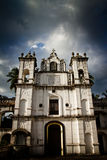 St. Anthony's Chapel, Anjuna, Goa, India Royalty Free Stock Image