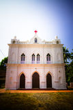 St. Anthony's Church, Anjuna, Goa, India Stock Image