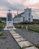 St Anthony Zlany kościół w wodołazie zdjęcia stock